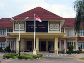 East Lampung Regent's Office, located in Sukadana, Indonesia (Credit: Crisco 1492)